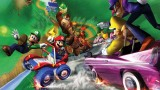 Mario Kart Double Dash - Artwork