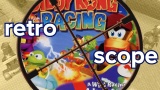 Retro Scope Diddy Kong Racing Masthead