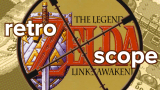 Retro Scope Link's Awakening Masthead