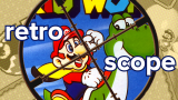 Retro Scope Super Mario World Masthead