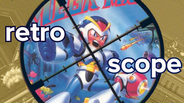 Retro Scope: Mega Man X