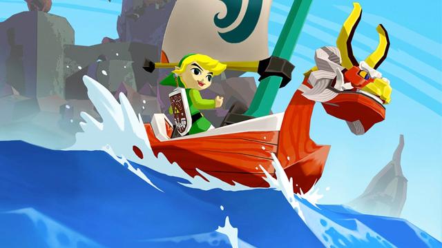 Top Ten: Zelda Games