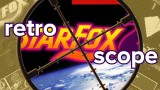 Retro Scope Star Fox 2 Masthead