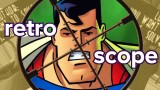 Retro Scope Superman 64 Masthead