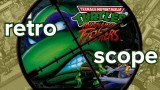 Retro Scope TMNT Tournament Fighters Masthead