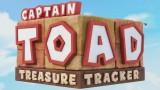 Captain Toad Treasure Tracker Logo