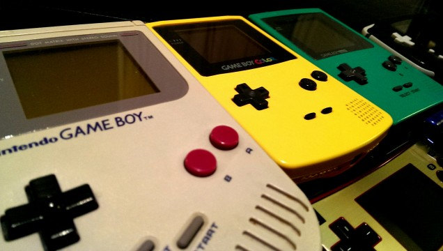 The Evolution of Game Boy