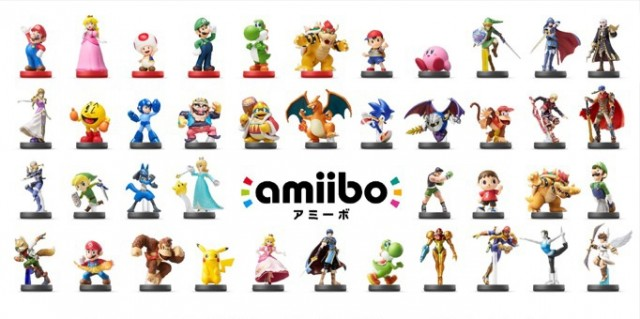 Nintendo Details Future Amiibo Plans « Nintendojo
