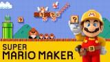 Super Mario Maker masthead