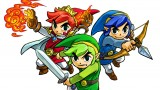 Zelda Tri Force Heroes Masthead