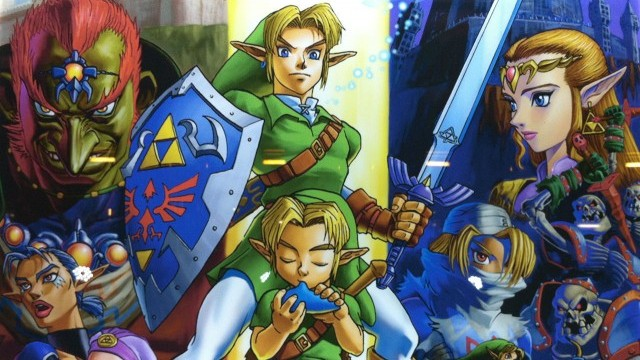 Returning to The Legend of Zelda: Ocarina of Time