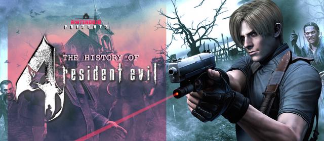The History of Resident Evil 4 « Nintendojo