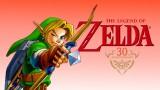 Legend of Zelda Retrospective Masthead