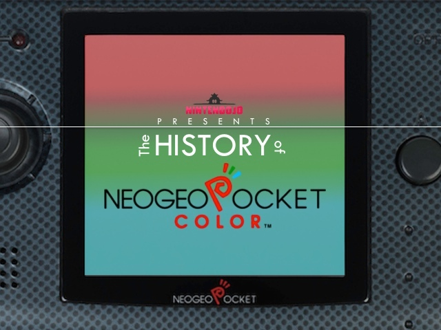 35e8c91da26 The History of Neo Geo Pocket Color « Nintendojo