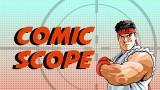 Comic Scope Masthead Ryu