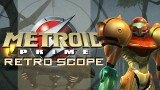Metroid Prime Retro Scope Masthead