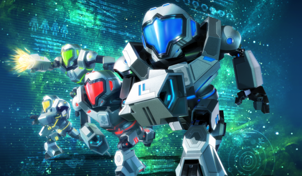Metroid Prime Federation Forces