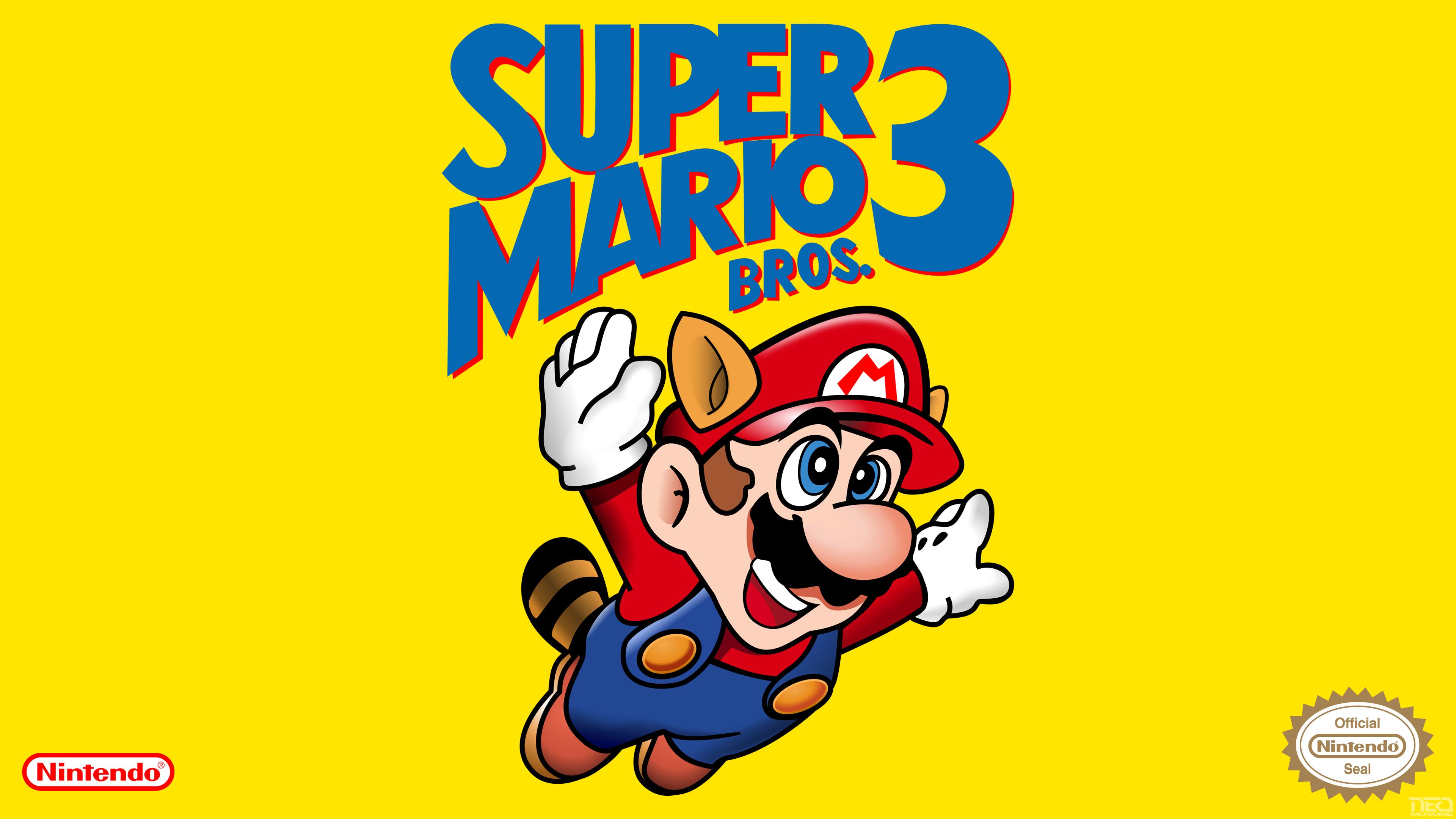 Super Mario Bros. 3 - super mario bro games