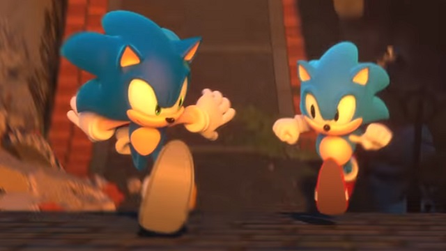 Sonic Forces Gets New