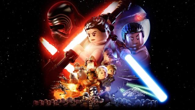 Lego Force Awakens