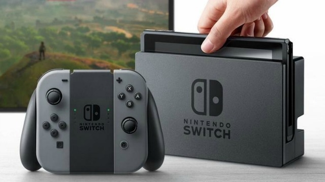 Nintendo Announces Another New Switch Model and New Joy-Con Colors «  Nintendojo