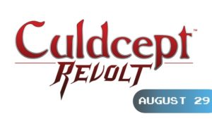 Revolt is the latest entry in a series of titles that's a unique merger of board and card games that's celebrating its 20th anniversary this year. There are over 400 cards to utilize and a deep Story Mode to engage in!