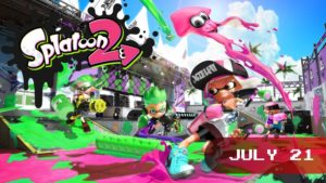The sequel to the smash hit Wii U game, Splatoon 2 is bringing Nintendo's unique take on shooters to the next level. New stages and weapons along with new modes like Salmon Run, make this a must-have for Switch owners.