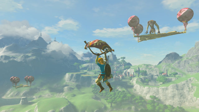 at this point whatu0027s left to be said about the legend of zelda breath of the wild the latest zelda game redefined the series in a way that hasnu0027t been