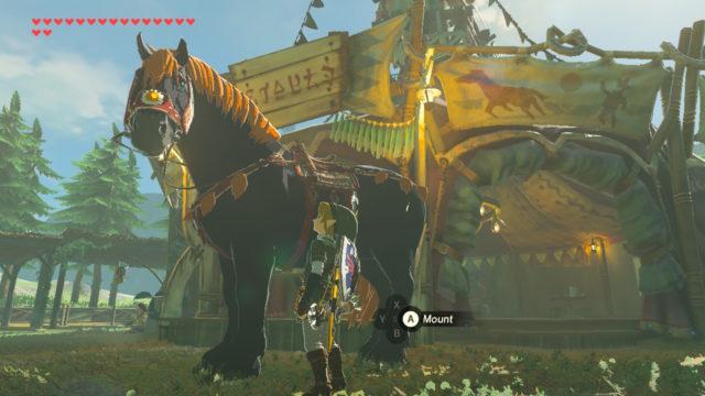 Secrets and Obscurities in Breath of the Wild « Nintendojo