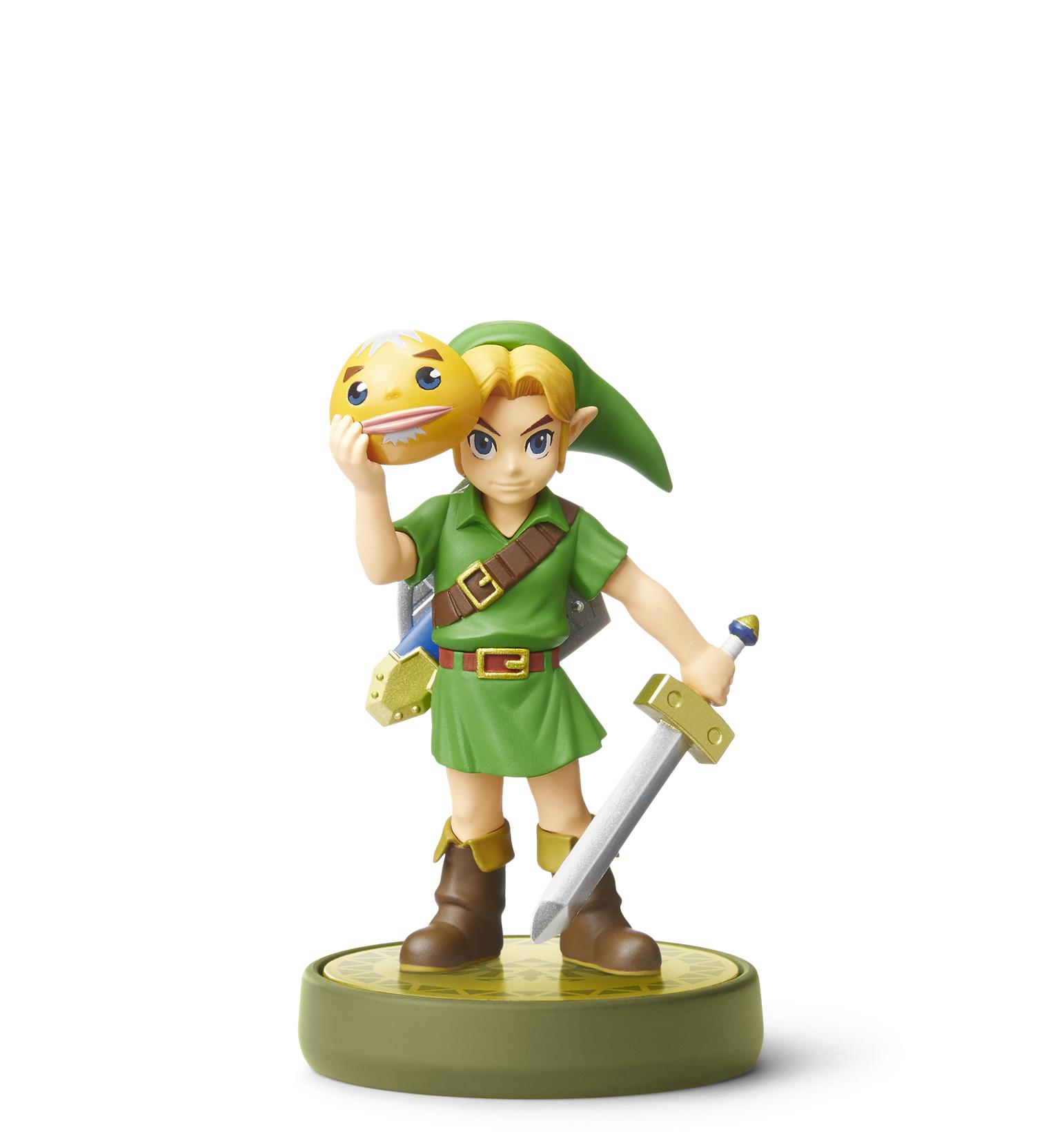 Nintendo Direct Use Any Zelda Amiibo To Save Chamber