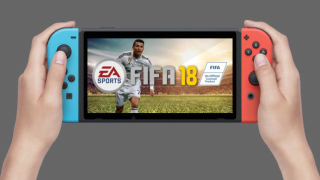 EA: More FIFA Games Are Coming to Nintendo Switch
