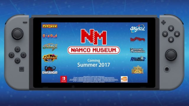 Bandai Namco is Ramping Up Switch Development Due To Switch's Popularity