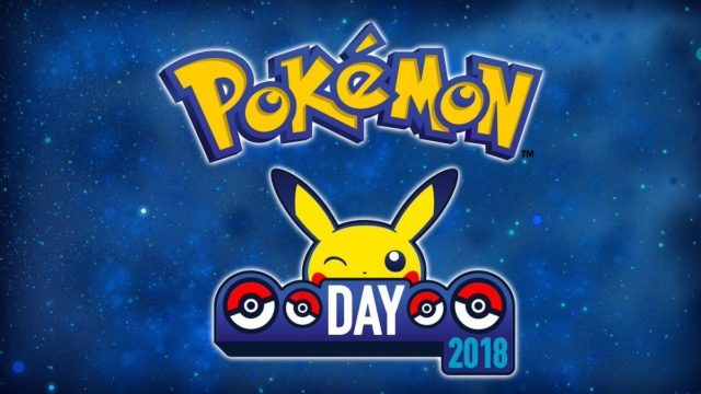 Here's how the Pokemon Company is celebrating Pokemon Day 2018
