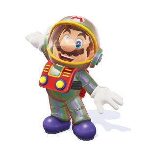The Satellaview costume is comprised of the Satellaview Helmet and Suit which sell for a combined 1000 coins. Meanwhile the Baseball costume is made up ...  sc 1 st  Nintendojo & Super Mario Odyssey Has Two New Costumes For The Mustachioed One ...