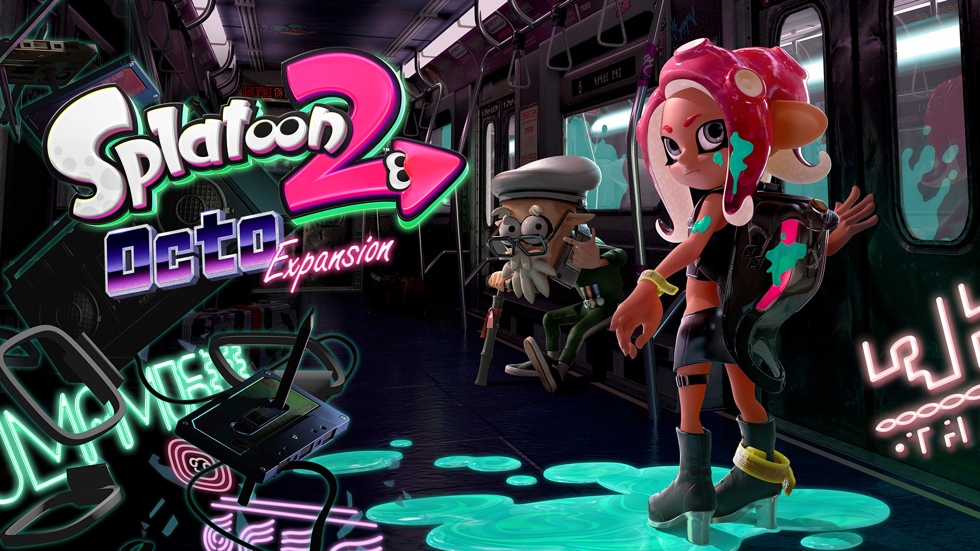 Splatoon 2 Getting Major Update And Paid Octo Expansion