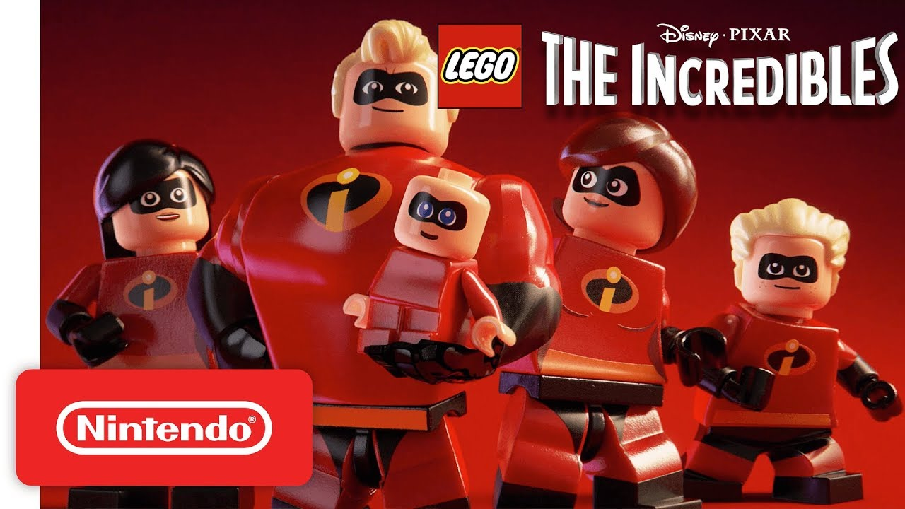 Possible Release Date Revealed For Lego The Incredibles On