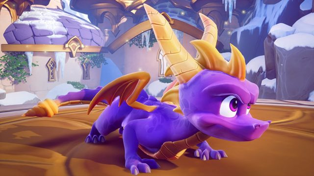 Spyro the Dragon Remastered Trilogy Announced