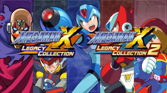 Mega Man X Legacy Collection Releasing July 24