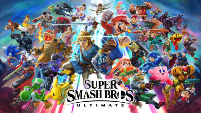 'Super Smash Bros. Ultimate' Collection Features 63 Amiibo