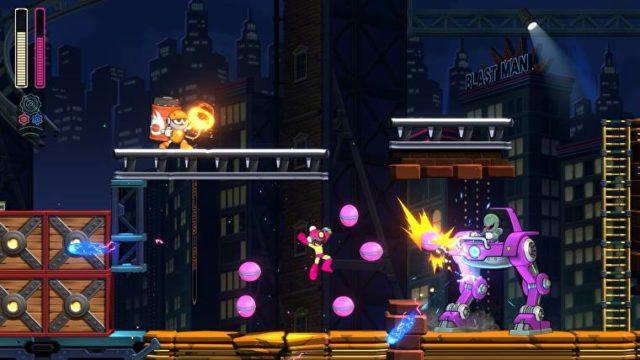 Review: Mega Man 11 (Switch) « Nintendojo