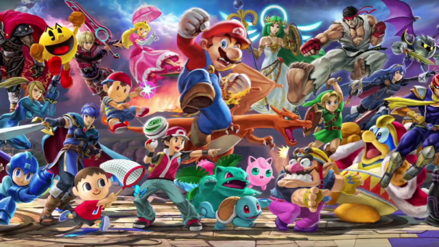 Super Smash Bros. Ultimate Leads The Way For EVO 2019's Entrant Numbers