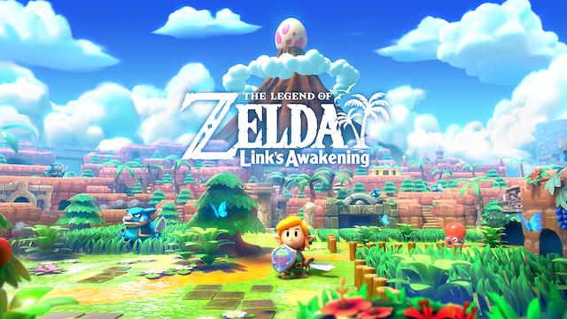 E3 Hands-On: The Legend of Zelda: Link's Awakening