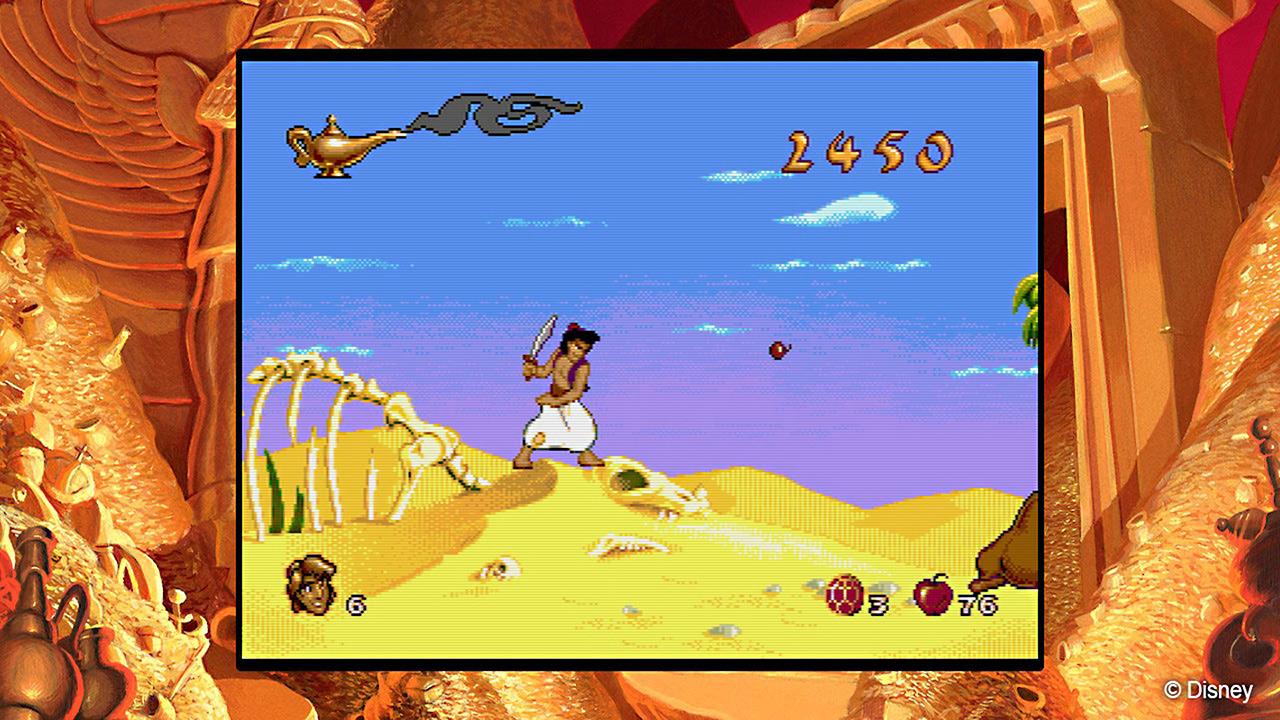 review  disney classic games  aladdin and the lion king  switch   u00ab nintendojo