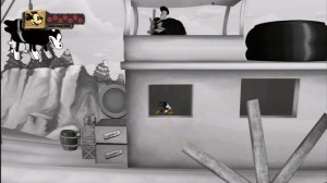 Epic Mickey: Steam Boat Willy