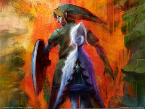 The Legend of Zelda - Wii Concept Art