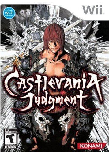 Castlevania Judgement Box Art