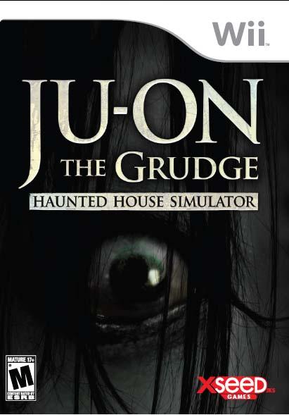 Ju-On: The Grudge Box Art