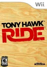 Tony Hawk: Ride Box Art