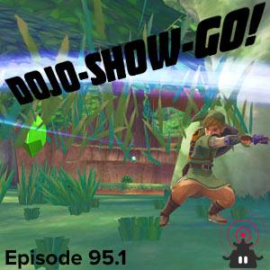 Dojo-Show-Go! Episode 95.1 Minicast: Press Conference Ahoy!