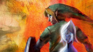 The Legend of Zelda Wii Concept Art